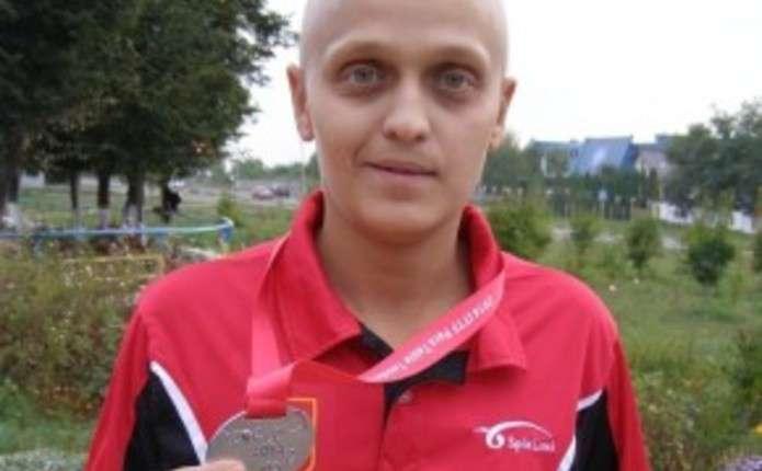 Чернівчанин став срібним призером чемпіонату світу з настільного тенісу