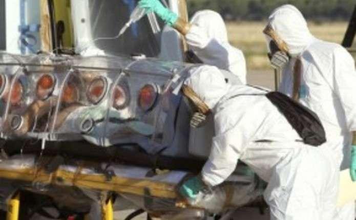 Від лихоманки Ебола помер співробітник місії ООН