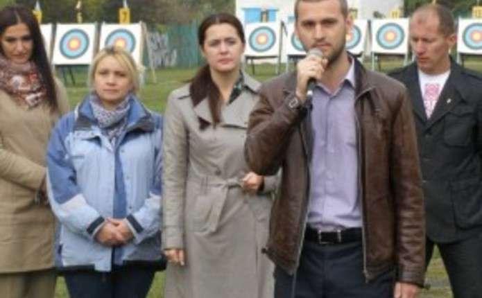 У Чернівцях відкрили Всеукраїнські змагання зі стрільби з лука