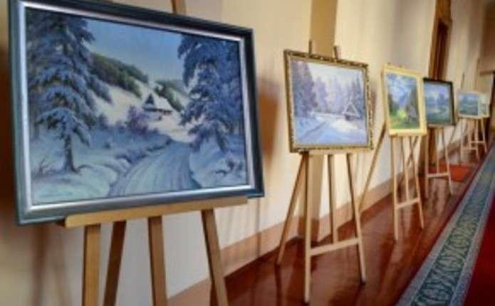 У Чернівцях відкрили виставку відомого пейзажиста Баланецького