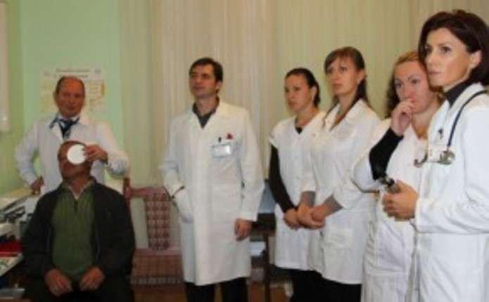 На Буковині провели майстер-клас для сімейних лікарів
