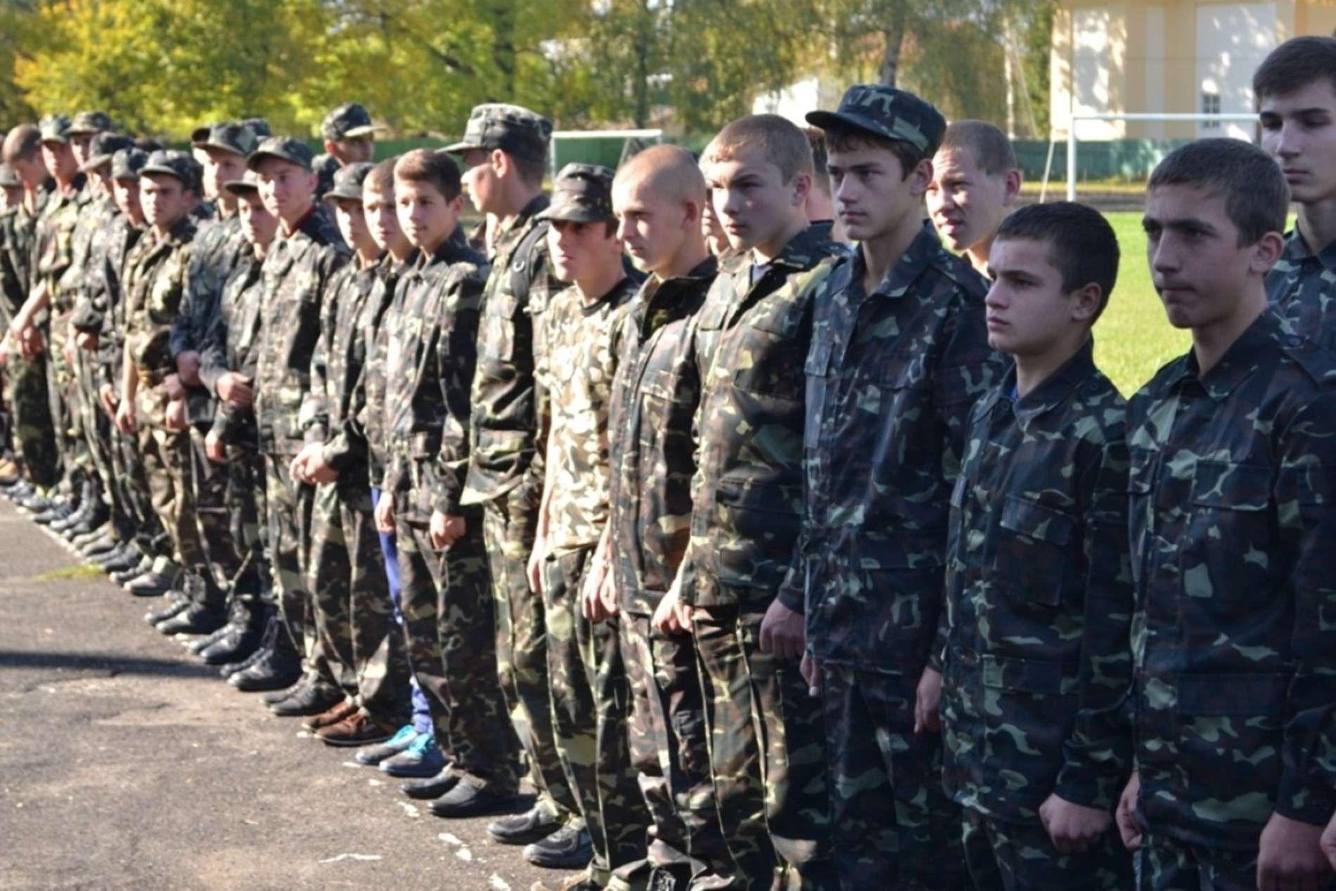 Спартакіаду допризовної молоді провели у Чернівецькій області