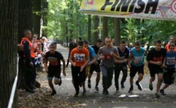 У Чернівцях відбулися змагання кросменів