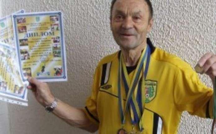Помер ветеран буковинського спорту Євген Гешко