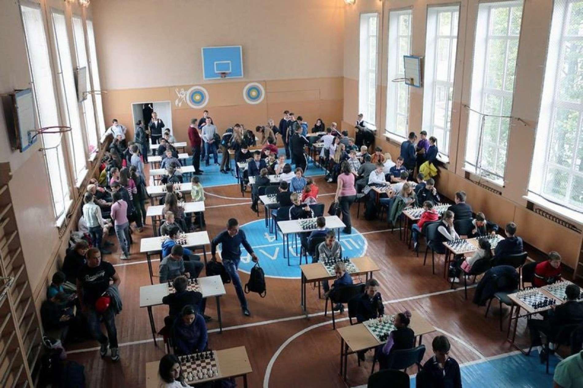 У Чернівцях відбулася спартакіада школярів з шахів