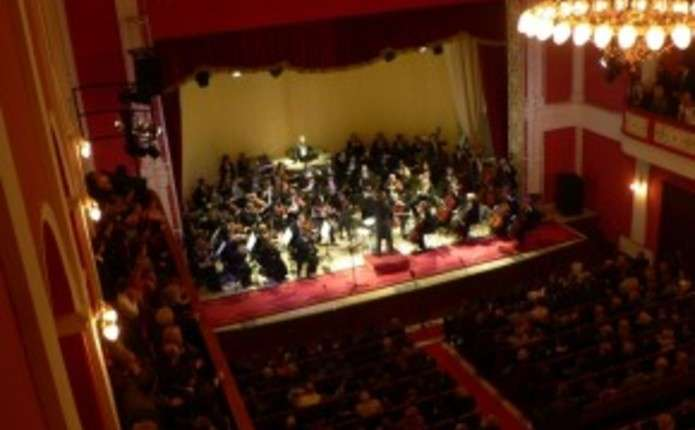 Концерт симфонічного оркесту за участі диригента з Швейцарії проведуть у Чернівцях