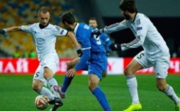 Ліга Європи: Український Дніпро програв азербайджанському Карабаху