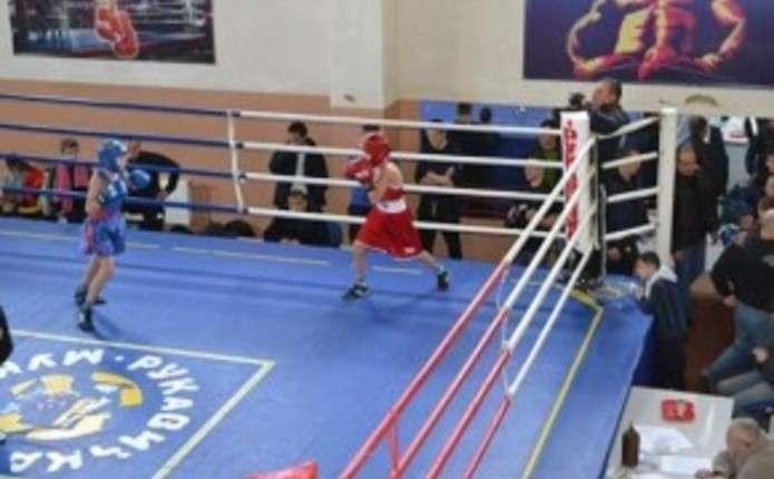 У Чернівцях проходить Чемпіонат України з боксу