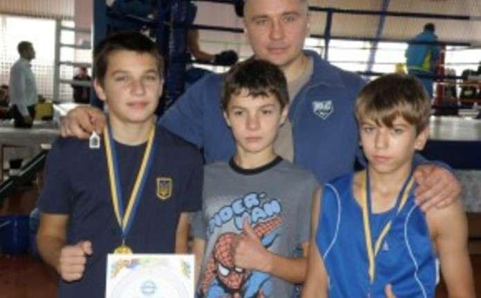 Серед найкращих боксерів чемпіонату України - троє вижниччан