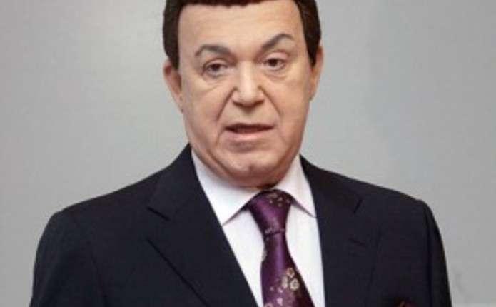 Кобзон поїхав на Донбас розважати терористів