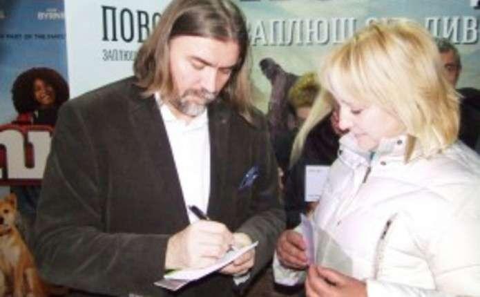 Олесь Санін: Мистецтво має давати людям надію