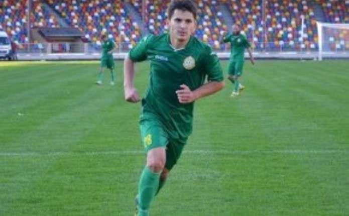 Футболіста тернопільської Ниви дискваліфікували за нецензурний жест під час матчу з Буковиною