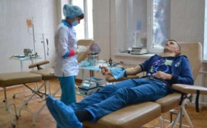 Нині модно бути донором крові