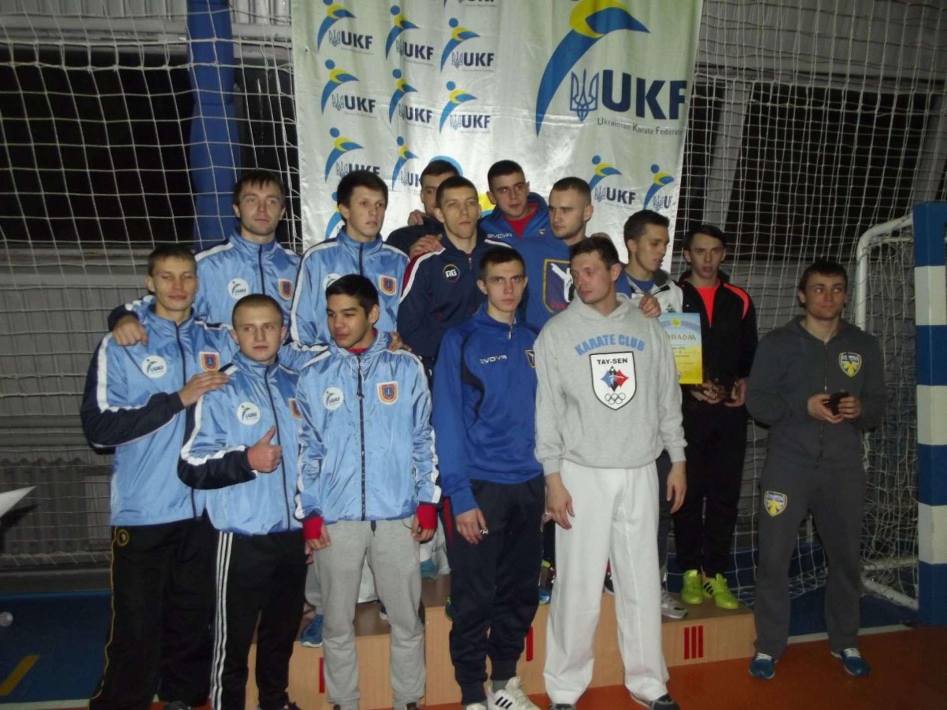 Чемпіонат України з карате завершився в Чернівцях