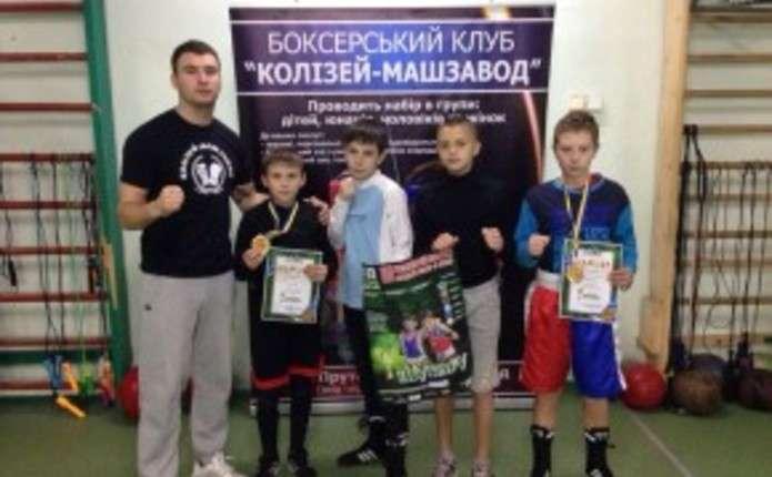 Чернівецькі боксери привезли шість золотих нагород зі Львова