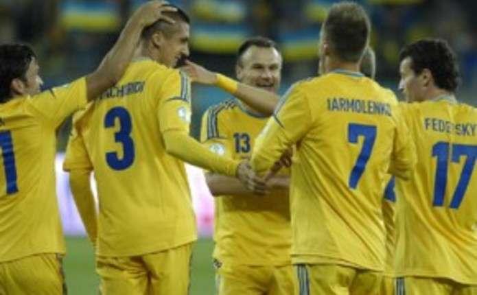 Збірна України випала з ТОП-25 рейтингу ФІФА