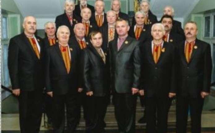 У Чернівцях хорова капела Дзвін відзначила 45-річчя творчої діяльності