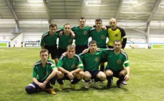 Буковинські судді відзначилися на Всеукраїнських змаганнях з міні-футболу