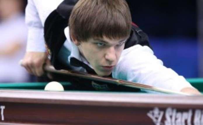 Чернівецький більярдист став другим на престижному турнірі у Києві