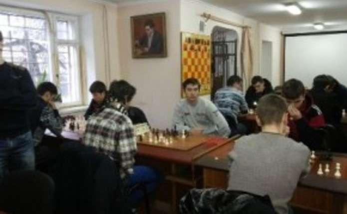 У Чернівцях провели змагання з шахів серед студентів ВНЗ