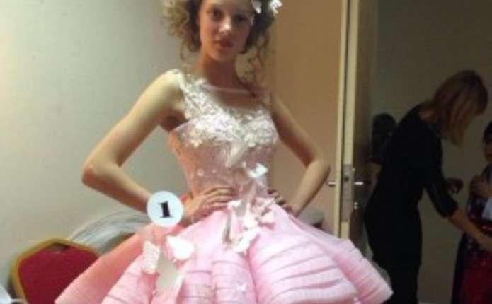 13-річна чернівчанка представлятиме Київ на конкурсі Міні-міс Україна 2015