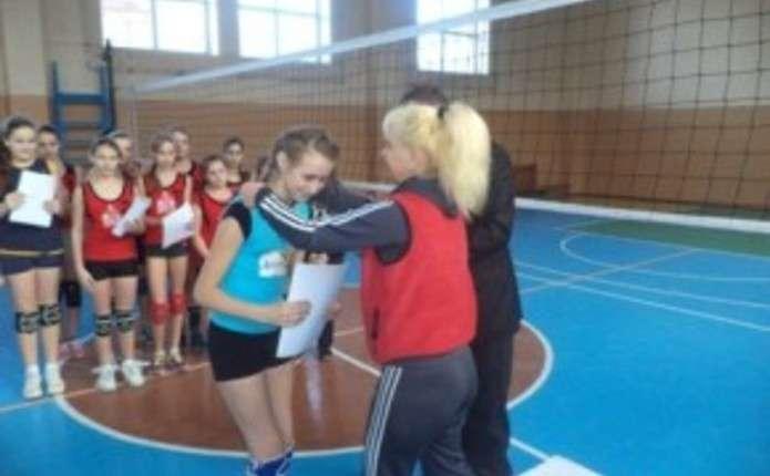 Відбулася відкрита першість Глибоцької ДЮСШ з волейболу серед дівчат