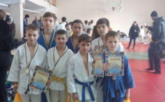 Сокирянські дзюдоїсти вибороли 7 нагород на всеукраїнських змаганнях