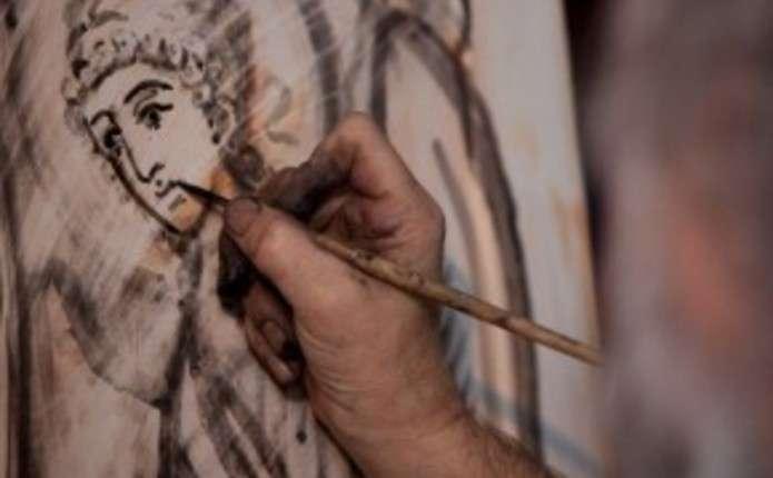 Чернівчанам покажуть ікони та абстрактні композиції Іллі Кутриша