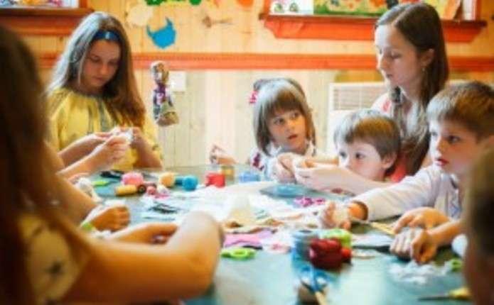 Дітей у Чернівцях вчитимуть, як виготовити власну мандалу