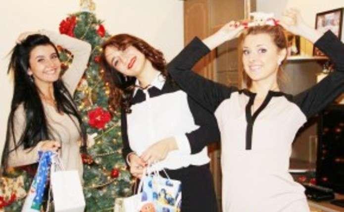 Чернівецька шоу-група Вікторія на новорічні свята подалася в Яремчу