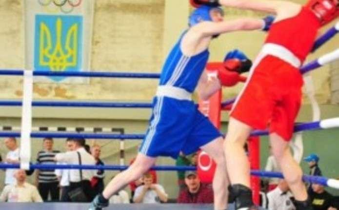 У Чернівцях боксували спортсмени з Буковини та Молдови