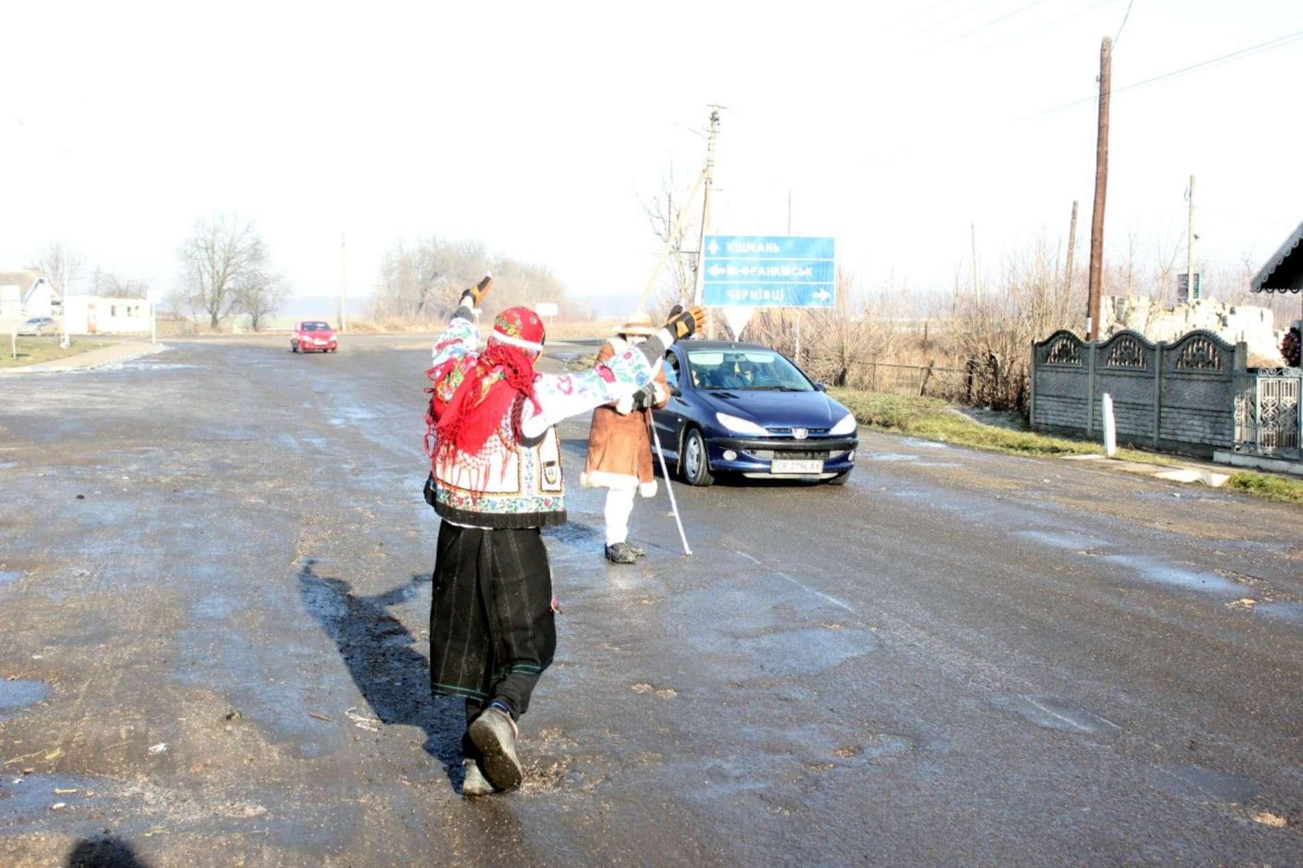 Маланкарі встановили блокпости по Чернівецькій області