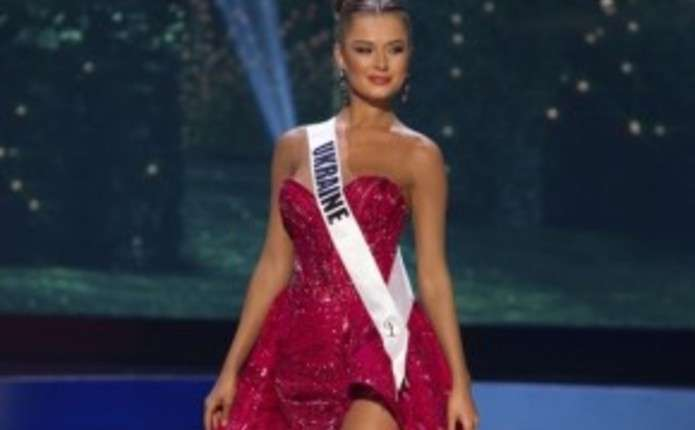 Українка посіла третє місце на конкурсі краси Міс Всесвіт 2014