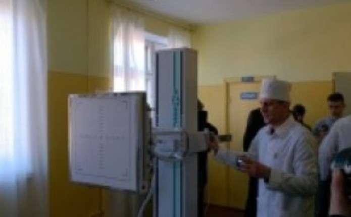 У Чернівецькій дитячій поліклініці з'явився новий рентген-апарат