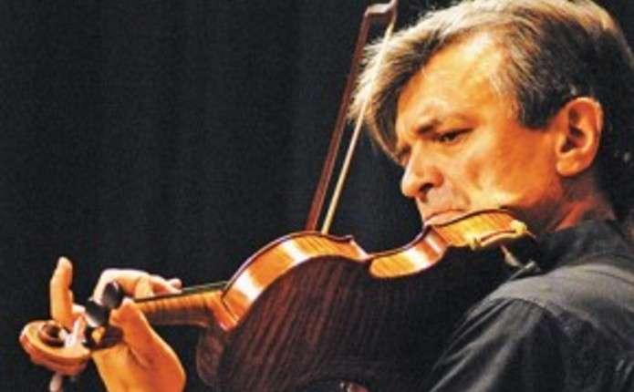 Заслужений артист України, скрипаль Кирило Стеценко приїде до Чернівців