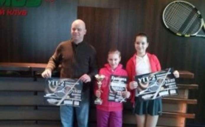 Буковинка ввійшла у вісімку найкращих тенісистів України