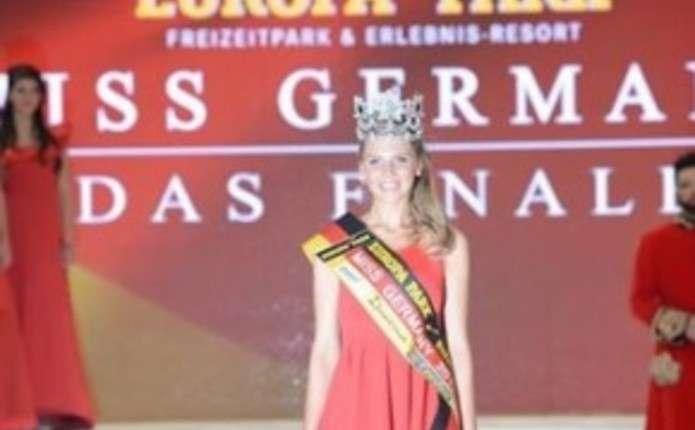 Уродженка України стала володаркою титулу Міс Німеччина-2015