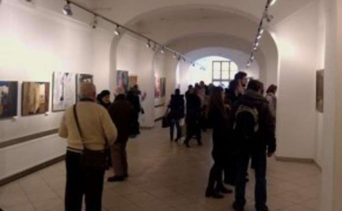 У Вернісажі презентують виставку до дня народження Шевченка