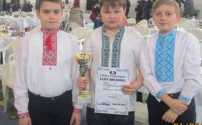 Чернівчани увійшли до п'ятірки кращих на міжнародних змаганнях з шахів