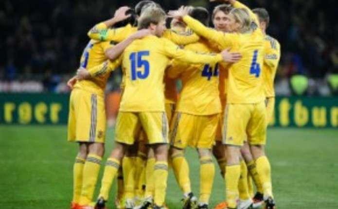 Збірна України випала з ТОП-30 рейтингу ФІФА