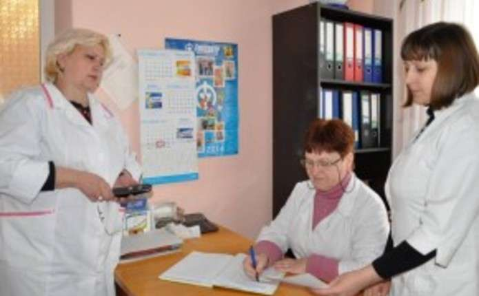 Пацієнтами Великокучурівської амбулаторії є 8,5 тисяч осіб