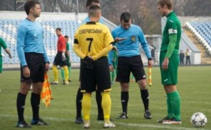 ФК Буковина зіграє товаристську гру з тернопільською Нивою