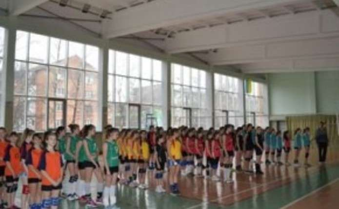 У Чернівецькій обласній ДЮСШ відбувся міжобласний турнір з волейболу