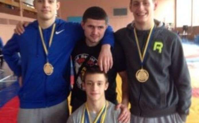 Чернівчани відзначилися на чемпіонаті України з панкратіону