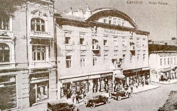 100 років тому готелі у Чернівцях мали свої конюшні