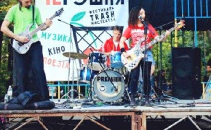 Чернівецький гурт The B-sides: Не обмежуємо себе рамками