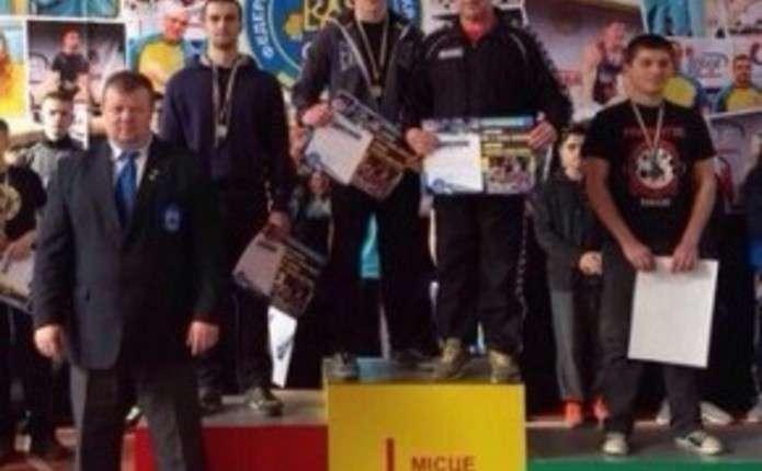 Буковинці вибороли 18 нагород на чемпіонаті України з жиму лежачи