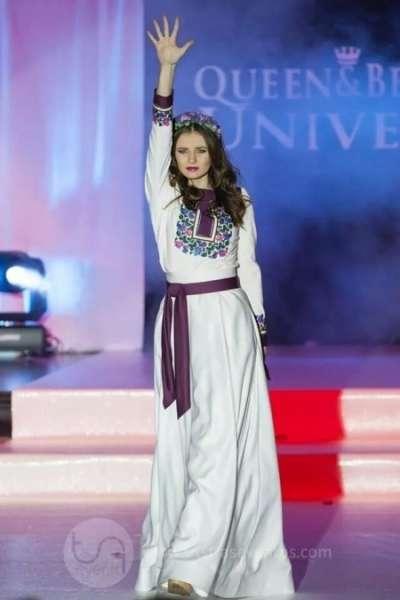 22-річна українка стала королевою краси в Іспанії