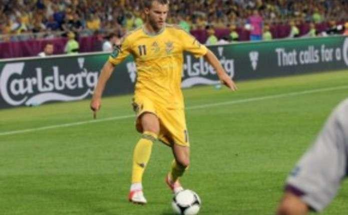 Збірна України з футболу зіграла внічию з командою Латвії