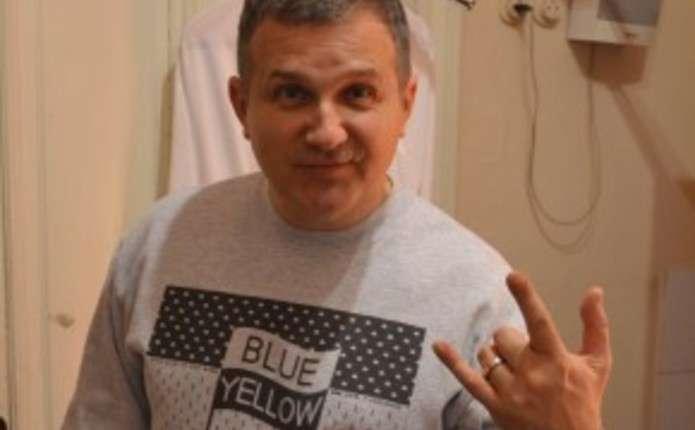 Юрій Горбунов: Мої перші гастролі у житті були в Чернівцях